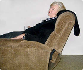 Head and neck support ex&les in different types of chairs - Body Prop™ Support Pillows  sc 1 st  Body Prop™ Support Pillows : recliner pillow - islam-shia.org